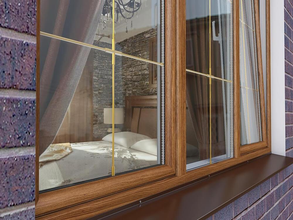 Окна ПВХ. Правильный выбор — залог комфорта в доме